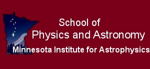 University of Minnesota Institute for Astrophysics